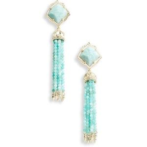 NWT Misha tassel Earrings